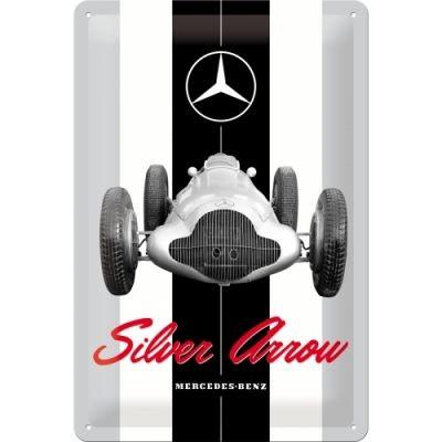 Mercedes Benz Silberpfeil
