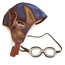 Kinder Cabriohaube und Brille Race Kit