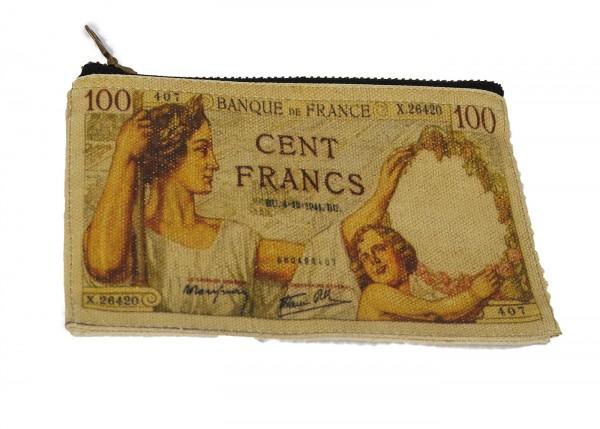 Mini Täschchen Frankreich