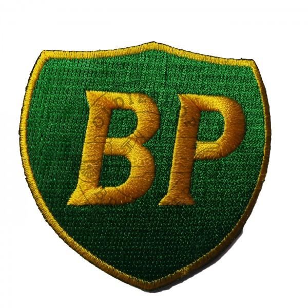 BP Aufnäher Patch klein