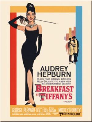 Kühlschrankmagnet Audrey