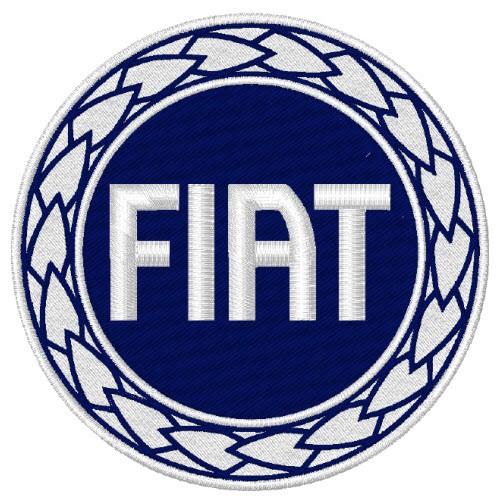 Fiat Aufnäher Patch