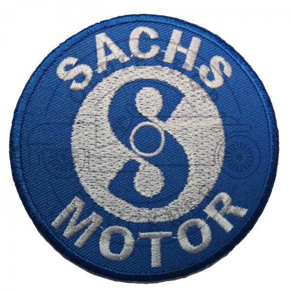 Sachs Motor Aufnäher Patch Oldtimer