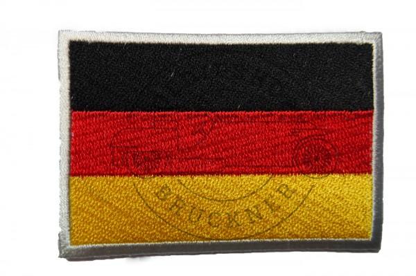 Deutschland Flagge Aufnäher Patch