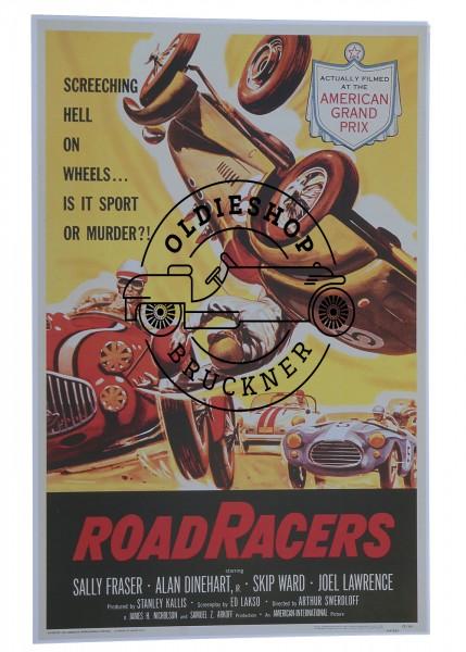 Poster Road Races American Grand Prix
