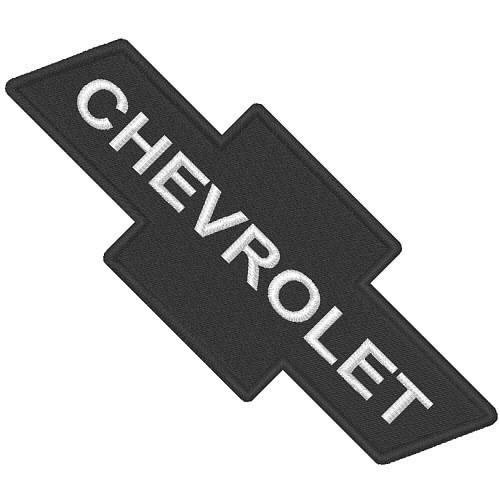 Chevrolet Patch Aufnäher