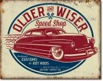 Older and wiser Speed Shop