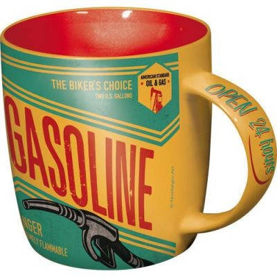 Tasse Gasoline