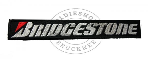 Bridgestone Aufnäher Patch klein