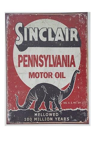 Sinclair Oil Schild