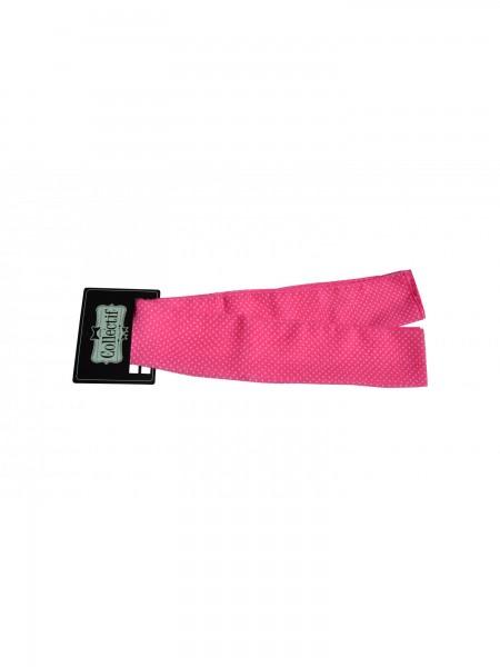 Polka Dot Banda in pink