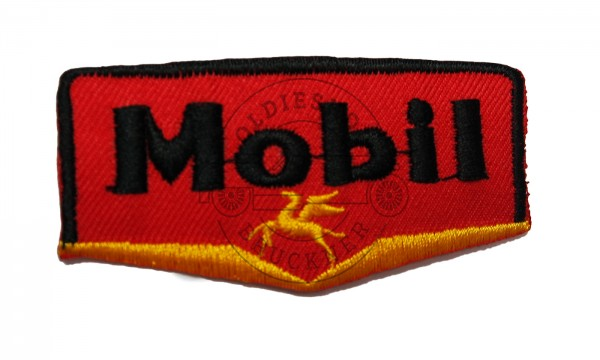 Mobil rot Aufnäher Patch