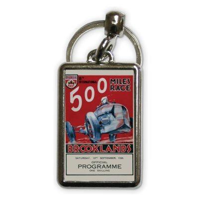 Schlüsselanhänger Brooklands 1936