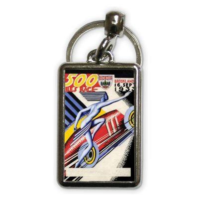 Schlüsselanhänger Brooklands 500