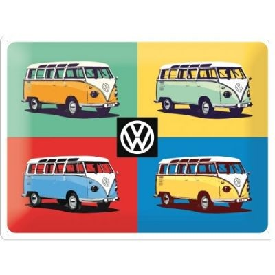 VW Bulli Art Special Edition Collage