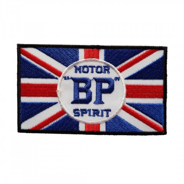 UK Motor BP Sprint Aufnäher Patch