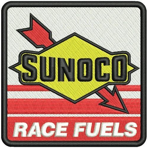 Sunooco Aufnäher