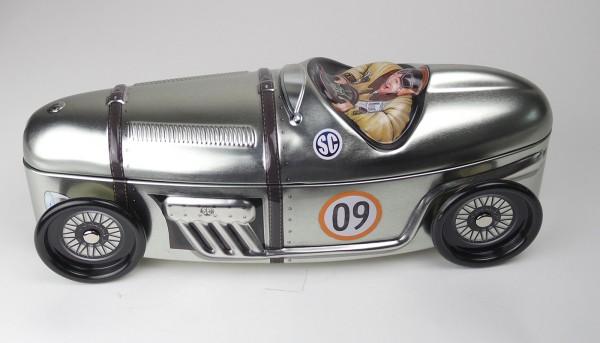 Racer No. 9 Silver