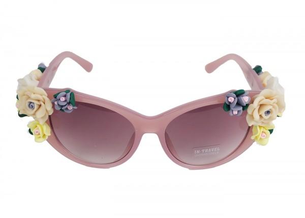 Rosen Sonnenbrille rosa