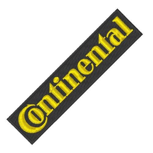 Continental Patch Aufnäher
