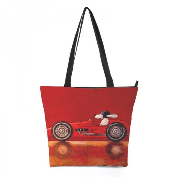 Shopper Racer Rot