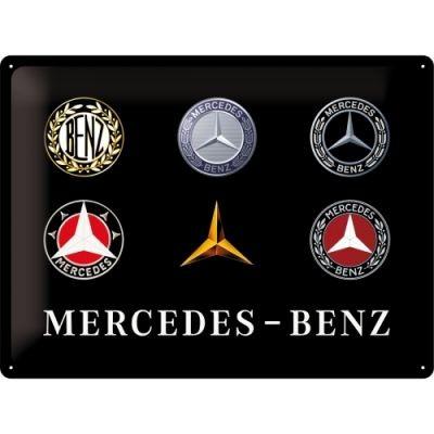 Mercedes Classic Logos