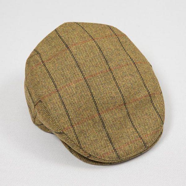 Tweed Cap H58