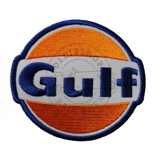 Gulf Aufnäher Patch