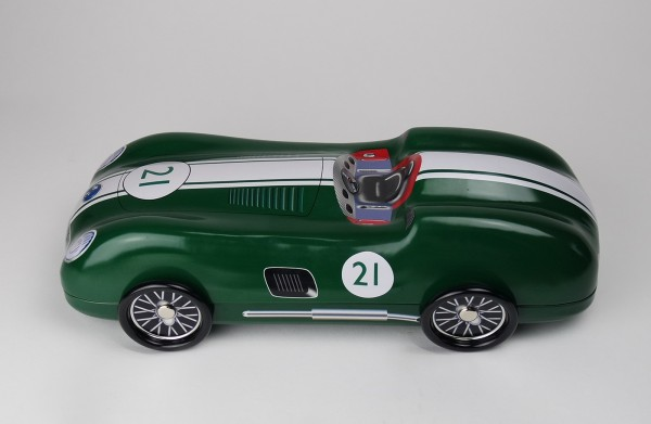 Blechauto Roadster Green No 21