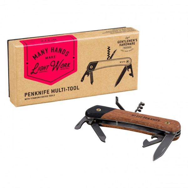 GEN272 Pen Knife Multi-tool Taschenmesser