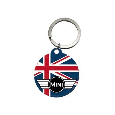 Mini Schlüsselanhänger rund