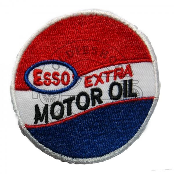 Esso Motor Oil Aufnäher Patch