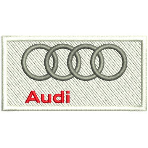 Audi Aufnäher Patch