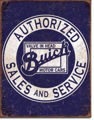 Buick Schild