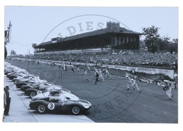 Foto Le Mans Start am Nürburgring