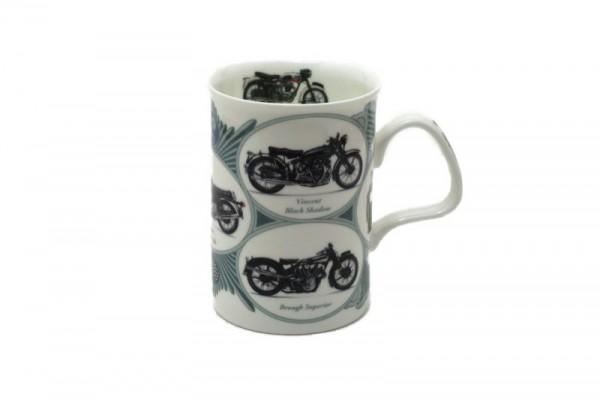 Tee Tasse Motorrad