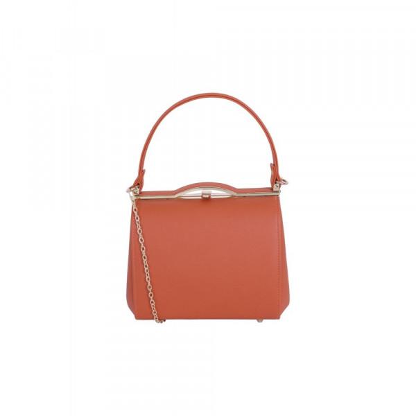 Carrie Bag Henkeltasche Vintagelook Tasche