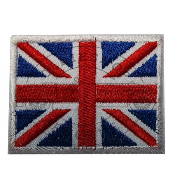 Flagge Uk England Großbritanien Unitedkingdom Patch Aufnäher