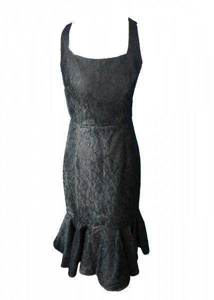 Audrey Etui Kleid aus Spitze Gr. 36/38