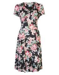 Nadine Floral Kleid in Gr. 36,38 und 40