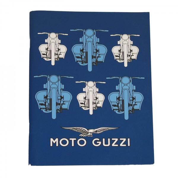 Moto Guzzi Heft A5