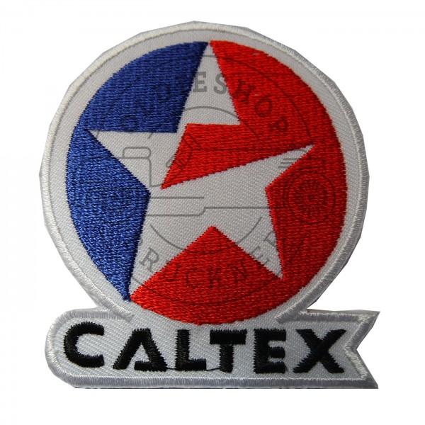 Caltex Rung Aufnäher Patch