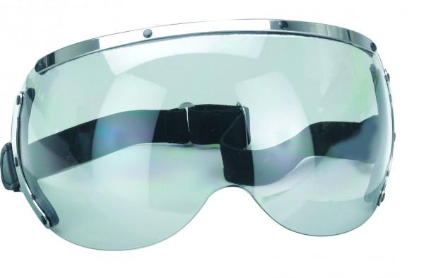 Visierbrille für Jet Helme