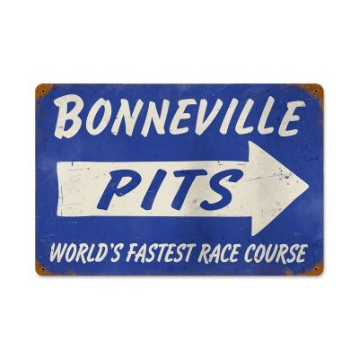 Bonneville Schild