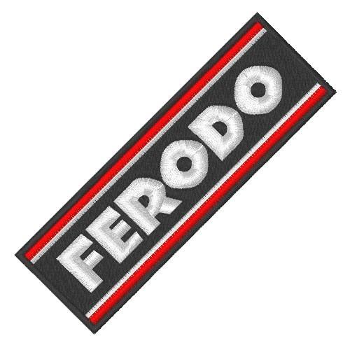 Ferodo Aufnäher