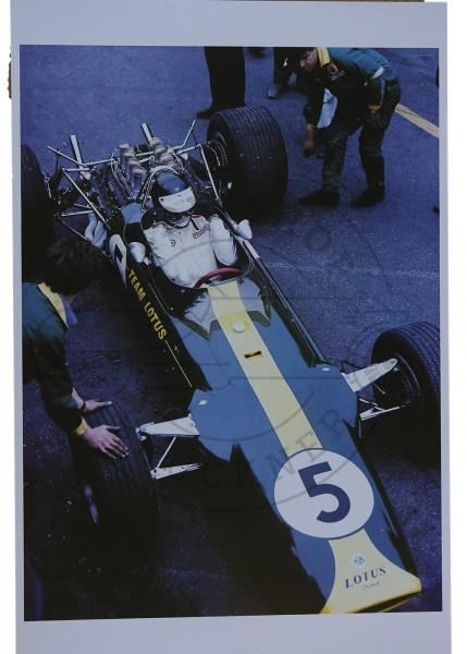Foto Jim Clark 1967