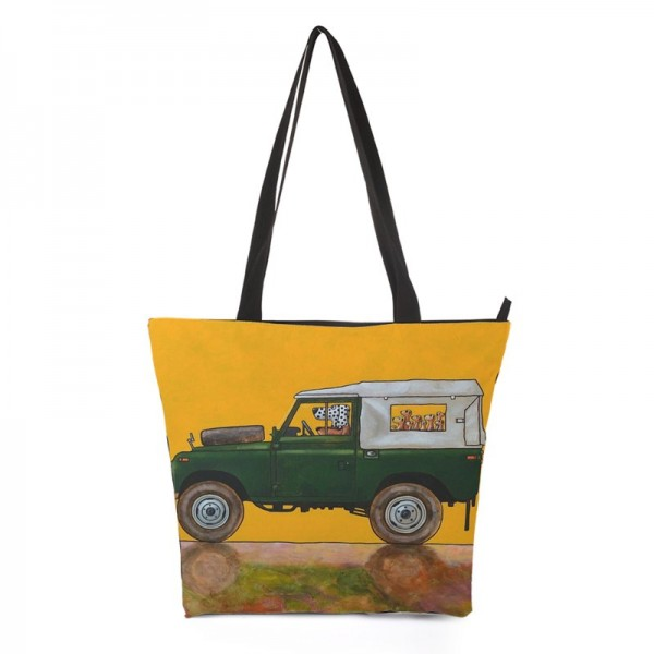 Shopper Landrover