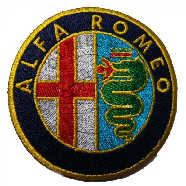 Alfa Romeo Patch Aufnäher
