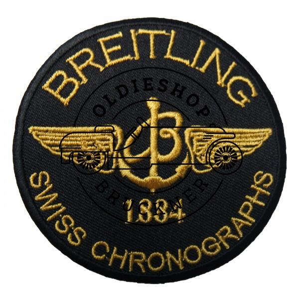 Breitling Aufnäher Patch