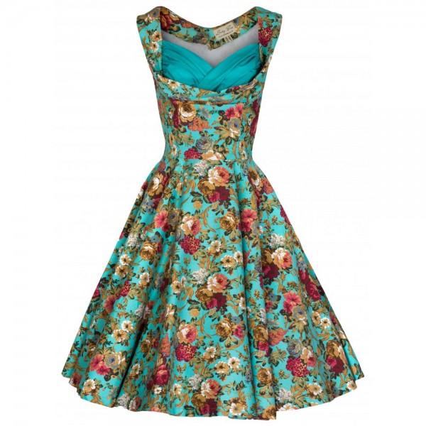 Ophelia Swing Tanz Kleid Gr. 38,42